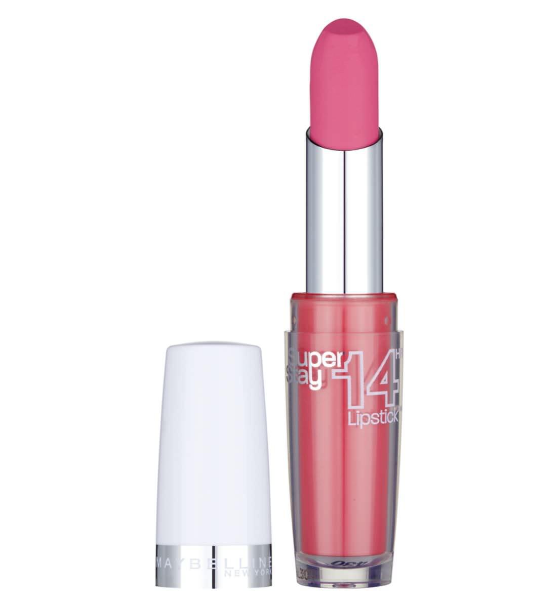 Maybelline Super Stay14 hour Mega watts Lipstick