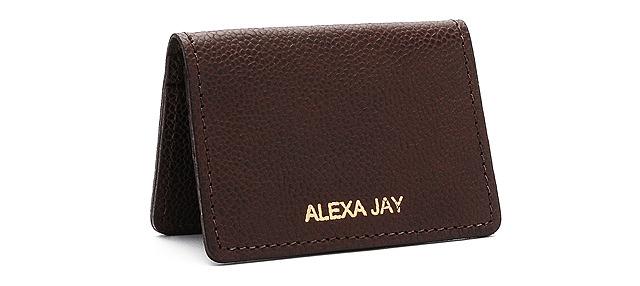 Alexa Jay Mini Wallet (£18.00, alexajay.com)