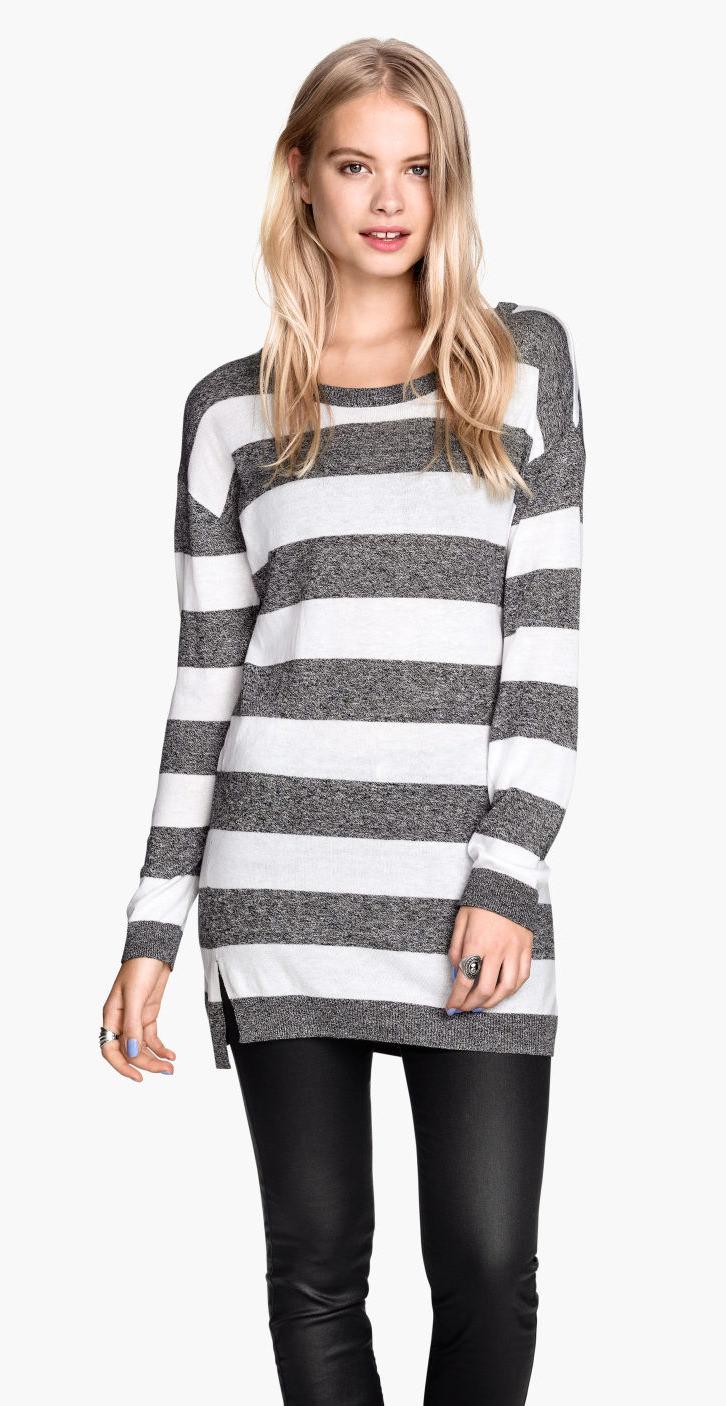 Fine-knit jumper £12.99 - H&M - Image: H&M