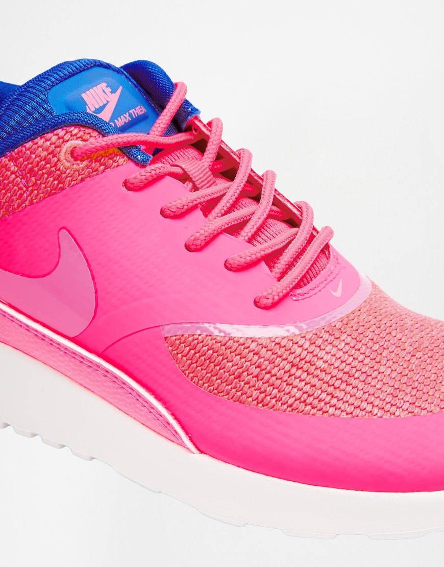 Nike Air Max Thea Pink Premium Trainers £51.00 - ASOS